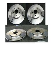 Delphi Ford Mondeo 2000-2004 MK3 Front and Rear Brake Discs and Pads 300mm 280mm