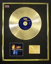 FALCO THE HIT SINGLES CD GOLD DISC FREE P+P!