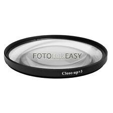 77mm Macro Close-up+3 Lens Filter 77mm Close Up No.3