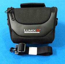 New!  Panasonic LUMIX DMW-PGS37 Soft camera case For GF1 GF2 GF3 GX1 G Series