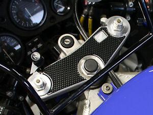 Honda CBR900RR Fireblade Carbon Effect Yoke Cover 1992 to 1995