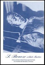 santino-holy card*S.BONOSO M.-CROCETTA DEL MONTELLO