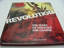 REVOLUTION - MARK ALMOND - 1996 - 9 X 11 HARDBACK TABLE BOOK!