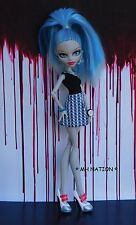 Monster High Frankie's CLASSROOM HOME ICK Outfit and Accessories