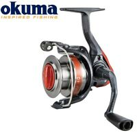 NEW Okuma Aura Front Drag Spinning Fishing Reel Various Sizes Corrosion Resistan