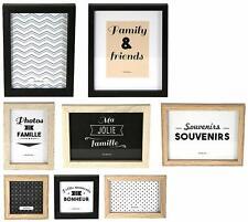 Cadre Photo En Bois Pour La Decoration De La Cuisine Ebay