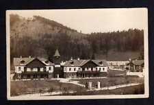 113685 AK Türnitz Niederösterreich 1927 Fotokarte Auhof Pflege und Erholungsheim