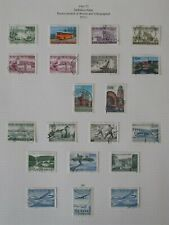 Finland. Sheet of fine used stamps.