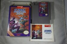 Nintendo Nes Street Fighter 2010 Video Games For Sale In Stock