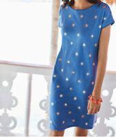 B 335# boden Paulina lersey Dress size UK8R