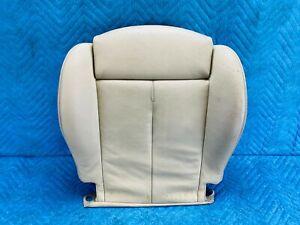 BMW 645Ci 650i Front Passenger Seat Lower Cushion Beige 2004-2010 OEM