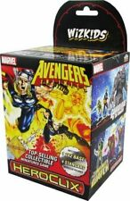 1x  Avengers Infinity: Booster Pack: 739W010218 New Gravity Feed Box - HeroClix