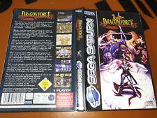 ## SEGA SATURN - Dragon Force - TOP ##
