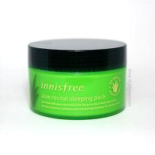 innisfree Aloe Revital Sleeping Pack, refreshing moisture for vitality - 100ml