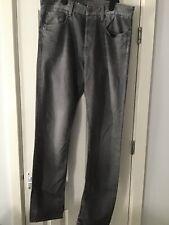 G-Star Raw 3301 Tapered Grey Jeans W34 L34 BNWT (lot 239)