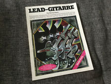 Harvey Vinson - Lead-Gitarre [Song Book] Tabulatur Noten Riffs Licks Blues Impro