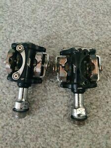 Spd clipless pedals from bikehut