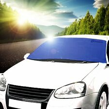 Zone Tech Car Windshield Cover Protector Sun Shade Protector with Storage Pouch