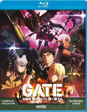 THE GATE (3PC) japanese animation  - BLU RAY - Region A