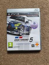 Ps3 Juego Gran Turismo 5 Academy Edition Pal Playstation 3