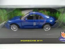 1:18 Hot Wheels #29062 PORSCHE 911 AZUL - RAREZA§