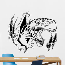 Dinosaur Wall Decal Monster Claws Vinyl Sticker Kids Cool Art Decor Mural 135xxx