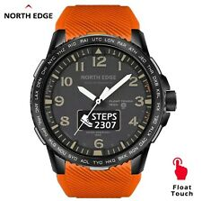 Smart Watch Float Touch Glass Android IOS Orange