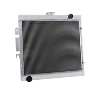ASI Aluminum Radiator For Chrysler CL-CM Valiant 4.3L 6cyl Petrol MT 52MM
