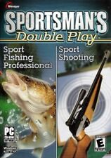 Sport Fishing Professional / Sport Shooting (fish and hunting PC Games)