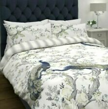 Laura Ashley Belvedere Midnight Super King Duvet Cover & Matching Pillowcases
