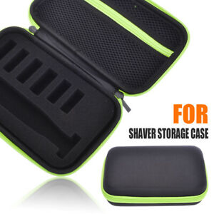 Shaver Storage Bag Hard Box Portable Travel Case Cover Bag For Philip One Blade
