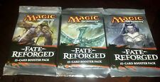 3x Fate Reforged SEALED Booster Packs MtG Draft Pack Magic the Gathering Cards