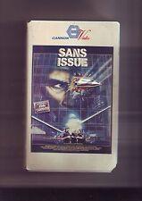 K7 cassette video sans issue -- film de john carpenter --