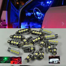 11 Blue led Interior inside light kit for Bmw E39 5 serirs  Error Free M5