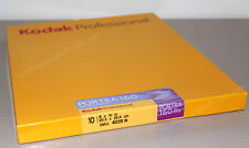 8x10 Film - Kodak Portra 160 Color (1 Box - 10 Sheets) New, Fresh!