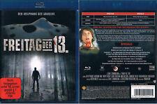 FREITAG DER 13. (1980) --- Blu-ray --- Das Original --- Uncut --- FSK 18 ---