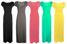 Unbranded Full Length Cap Sleeve Maxi Dresses for Women