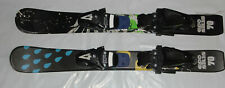 kids skis 70cm  skis 70 cm + Tyrolia kids Bindings size adjustable New
