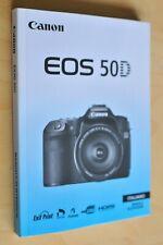 Manual de instrucciones para Canon EOS 50d (italiano) Manuale di instruzioni