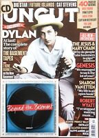 UNCUT Magazine #211 Dec 2014 features Bob Dylan with Beyond The Basement CD