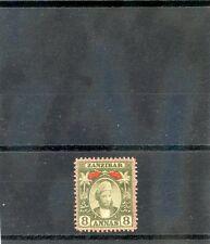 ZANZIBAR Sc 47(SG 168)*F-VF HR 1896 8a OLIVE GREY $27