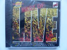 CD ALBUM  Best of Live Pub Ricard  GEORGE MICHAEL STRANGLERS  PASADENAS TOTO