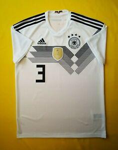 Germany soccer jersey medium 2019 home shirt BR7843 football Adidas ig93