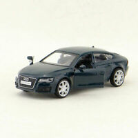 Audi A7 Sportback 1:43 Model Car Diecast Vehicle Toy Kids Gift Collection Green