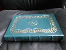 CHARLES GRODIN SIGNED - HOW I GOT TO BE WHOEVER IT IS I AM  EASTON PRESS LEATHER