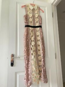 self portrait dress size 4