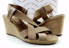 1c08f6933 Women's Shoes Andre Assous Josie Mid Wedge Espadrille Sandals Taupe Size 10