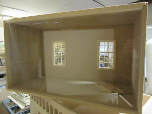 """Dolls House 1/12 scale Room Box 24"""" wide  KIT   flat packed."""