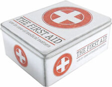 Rectangular Decorative First Aid Boxes with Lid