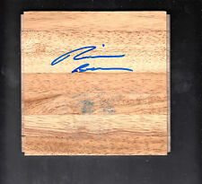 Ronnie Brewer (2008-09 Jazz) Autographed 6x6 Hardwood Floor Tile